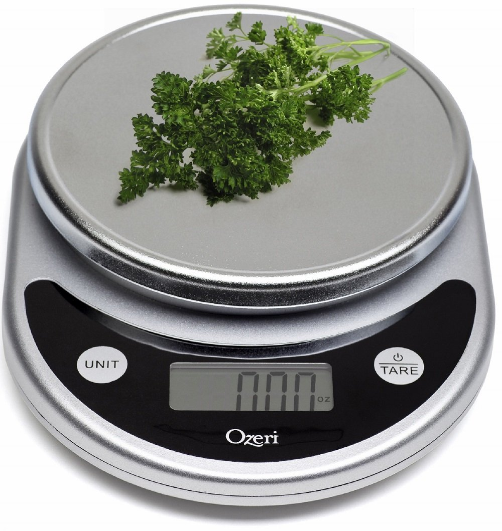 Ozeri Pronto Digital Multifunction Kitchen And Food Scale Best Buy